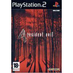 Resident Evil 4  PS2 playstation 2