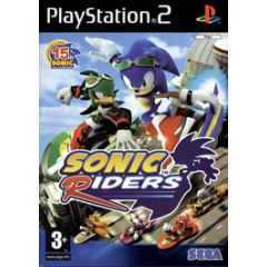 Sonic riders  PS2 playstation 2