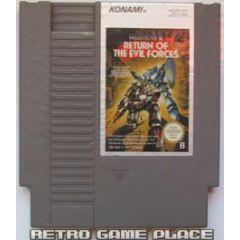Jeu Probotector 2 Return of the Evil Force pour Nintendo NES