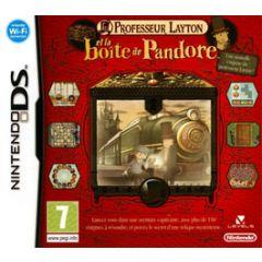 Jeu Professeur Layton et la boîte de Pandore pour Nintendo DS