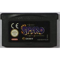 Jeu Spyro A New Beginning pour Game Boy Advance