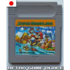 Jeu Super Mario Land pour Game Boy