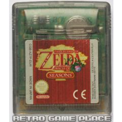 Jeu The Legend of Zelda Oracle of Seasons pour Game Boy Color