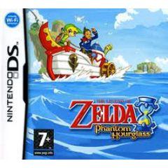 Jeu The Legend of Zelda Phantom Hourglass pour Nintendo DS