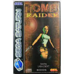 Jeu Tomb Raider pour Sega Saturn
