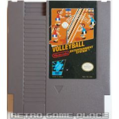 Jeu Volleyball pour Nintendo Nes
