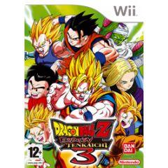Dragon Ball Z : Budokai Tenkaichi 3 pour Nintendo Wii