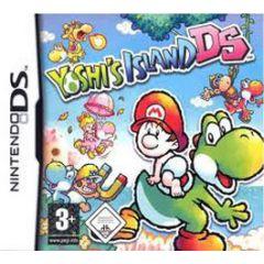 Jeu Yoshi's Island DS pour Nintendo DS