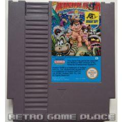 The Adventure Island Nintendo NES