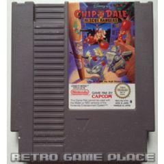 Chip'n Dale Rescue Rangers Nintendo NES