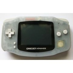 Console Game Boy Advance Translucide