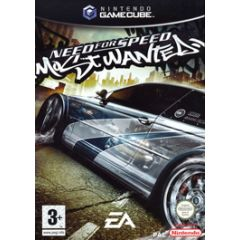 Need for speed most wanted gamecube