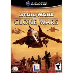 Star Wars - The Clone Wars gamecube