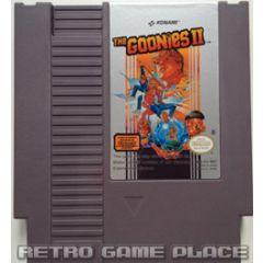 The Goonies 2 Nintendo NES