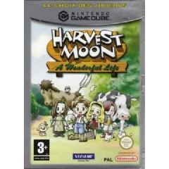Jeu Harvest Moon - A wonderful life pour Gamecube