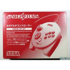 Manette Sega Saturn 3D Analogique en boîte
