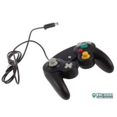 Manette Noire pour Wii/Gamecube