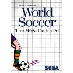 World Soccer Master System