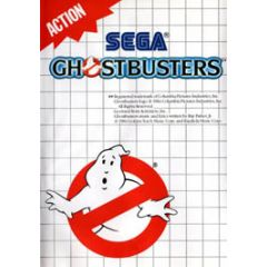 Ghostbusters Master System