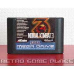 Mortal Kombat 3 megadrive