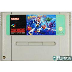 Jeu Megaman X pour Super Nintendo