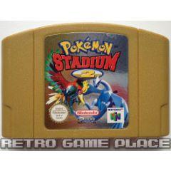 Pokemon Stadium 2 Nintendo 64