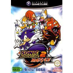 Jeu Sonic Adventure 2 Battle pour Gamecube