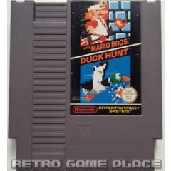Super Mario Bros / Duck Hunt Nintendo NES