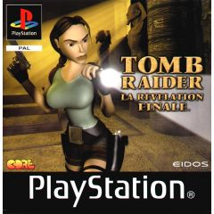 Tomb Raider La Revelation Finale occasion