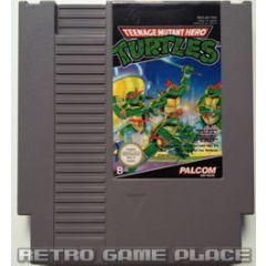 Teenage Mutant Hero Turtles Nintendo NES