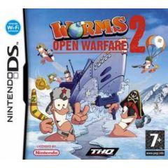 Worms Open Warfare 2 DS