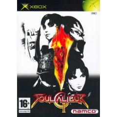 Soulcalibur 2 xbox