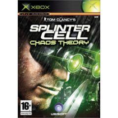 Splinter cell Choas Theory xbox