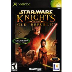 Star wars Knights old the old Republic xbox