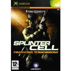 Splinter cell Pandora Tomorow xbox