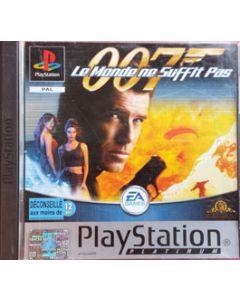 Jeu 007 Le Monde ne suffit pas pour Playstation 1
