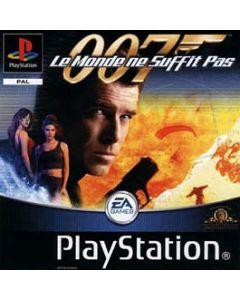 Jeu 007 Le Monde ne suffit pas pour Playstation