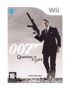 Jeu 007 Quantum of Solace pour Wii