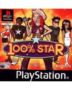 Jeu 100% Star pour Playstation