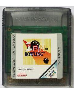 Jeu 1pin Bowling pour Game Boy Color
