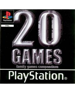 Jeu 20 Games - Family Games Compendium pour PS1