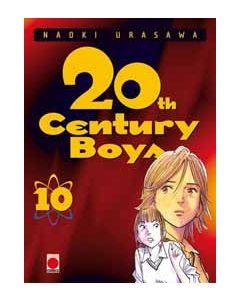 Manga 20th Century Boy tome 10