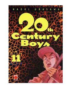Manga 20th Century Boy tome 11