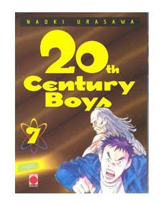 Manga 20th Century Boy tome 7