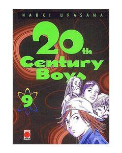 Manga 20th Century Boy tome 9