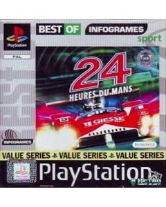 Jeu 24 Heures du Mans Best of infogrames pour Playstation