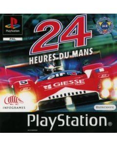 Jeu 24 Heures du Mans pour Playstation