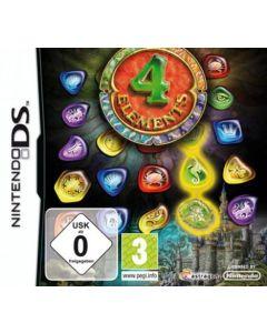 Jeu 4 Elements pour Nintendo DS