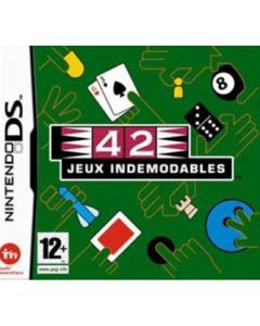 Jeu 42 Jeux Indémodables pour Nintendo DS