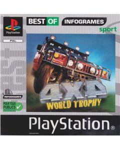 Jeu 4X4 World Trophy (Best of Infogrames) pour PS1